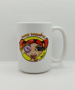 Donut Dynamite! Mug
